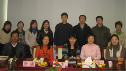 Secreatary of the party committee of Donghua University visit Whitesky