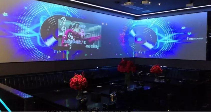引领时尚娱乐,皓空科技智能投影打造KTV个性空间