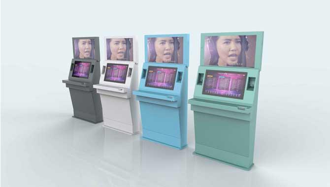 皓空发布新一代自助娱乐主机,全力出击迷你KTV市场